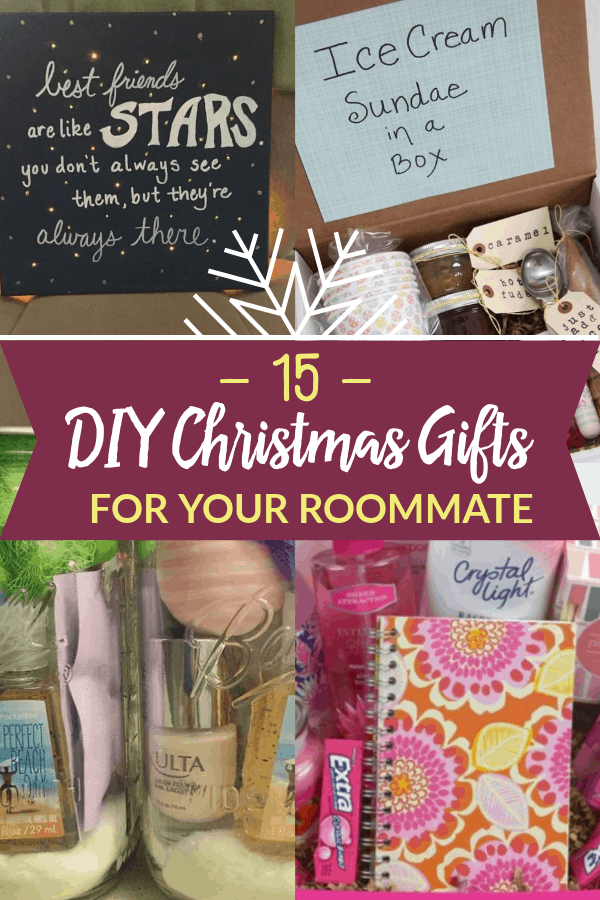 15 Diy Gifts For Your Roommate Society19