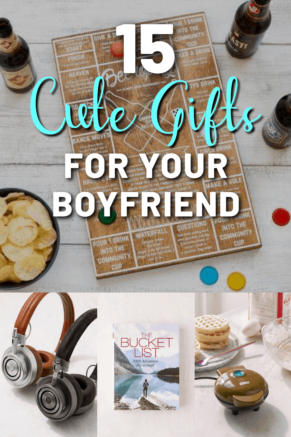 Cute Christmas Ideas For Your Boyfriend.15 Cute Christmas Gift Ideas For Your Boyfriend Society19