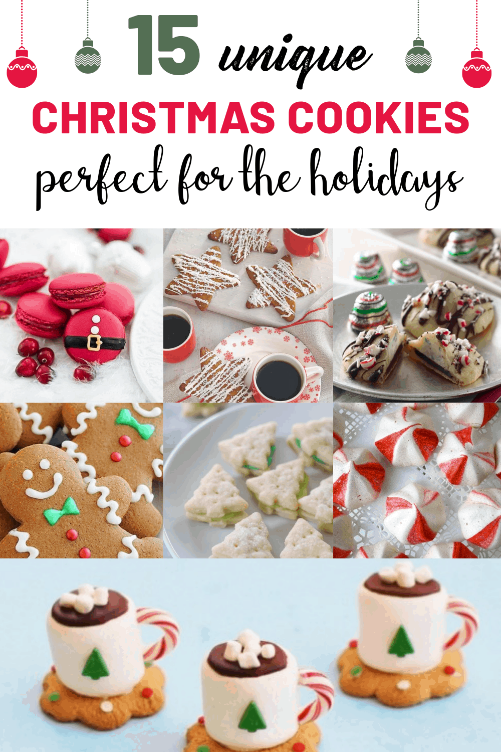 15 Unique Christmas Cookie Recipes Perfect For The Holidays Society19